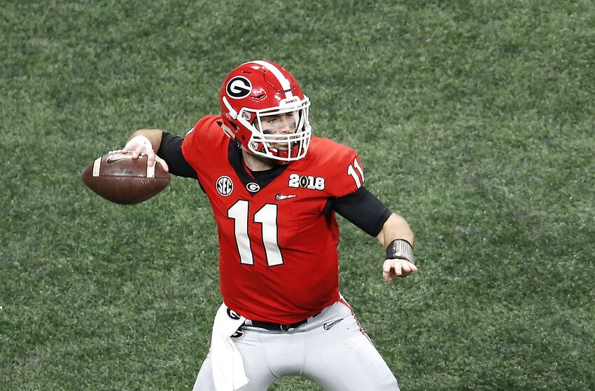 94e1634ce Georgia Bulldogs  Hangover And QB Questions Not Most Important
