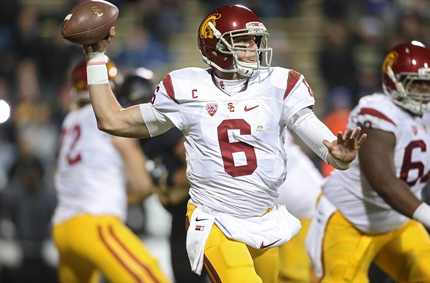 741b5d1bc Cody Kessler and USC still have a chance to win the south division but will  face