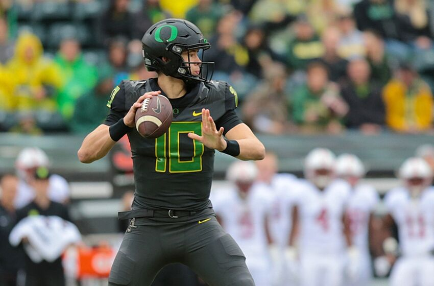 Oregon Ducks Bowl Game Chances Still Alive With Civil War Win 828f44d39