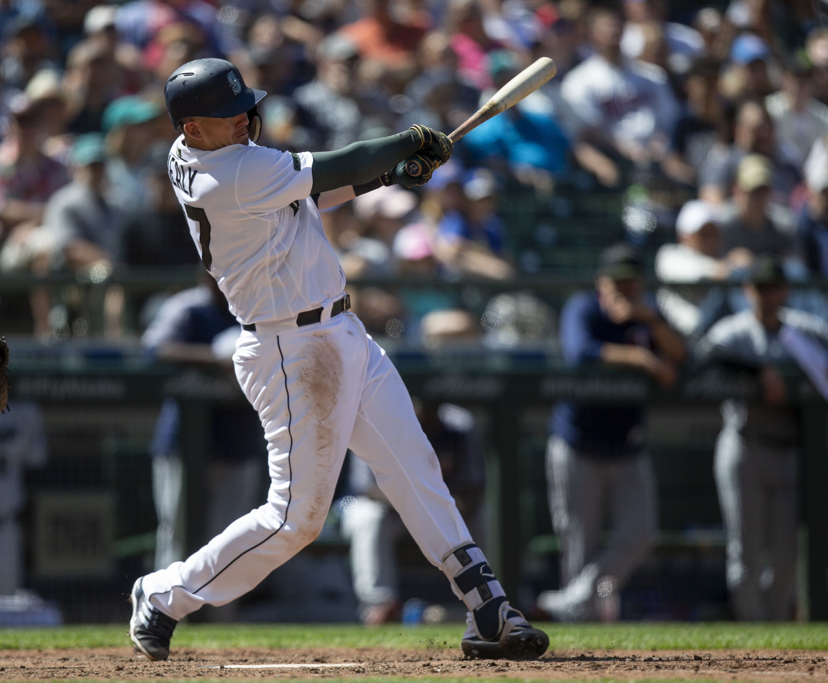 Ryon Healy Finding A Role With Seattle Mariners