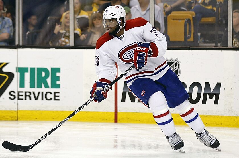 P.K. Subban s High Cap Hit With Montreal Canadiens A New Reality In NHL 22716b2a0086