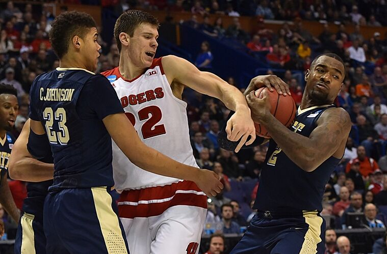 Wisconsin Basketball: Badgers Grit Out NCAA Tournament Win ...