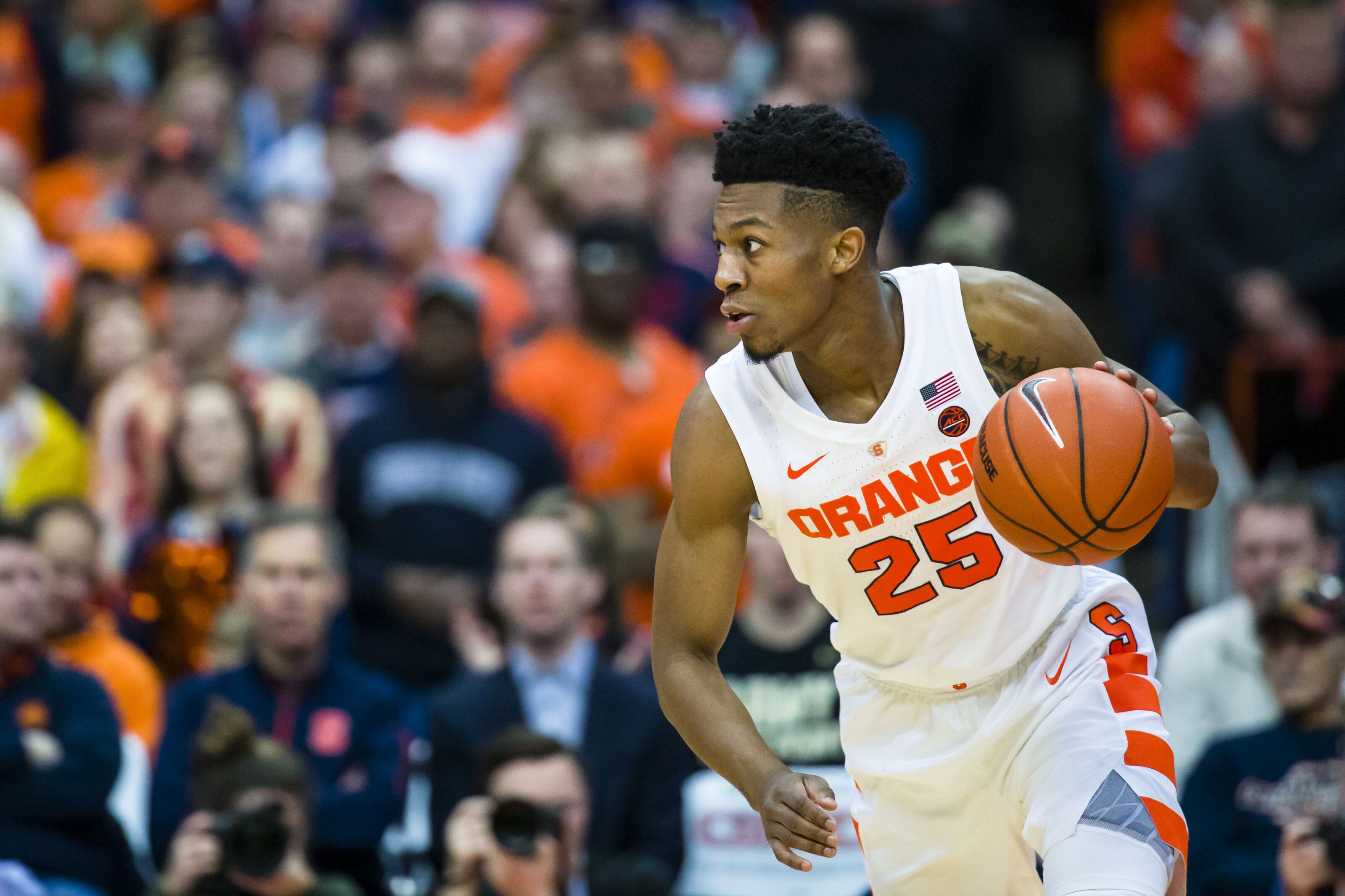 Duke Basketball Struggling Syracuse Is Hoping To Respond In Cameron