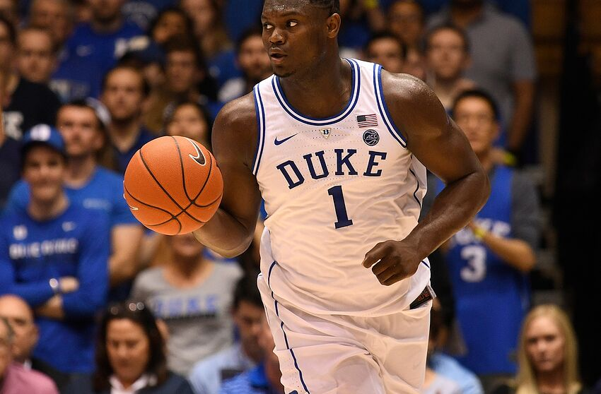 f3626ea020e8 Duke Basketball  Zion Williamson officially declares for the NBA Draft