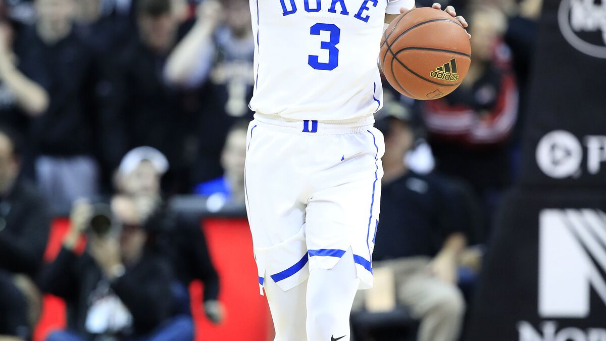 Former basketball No. 1's meet as Duke tries to respond against Louisville