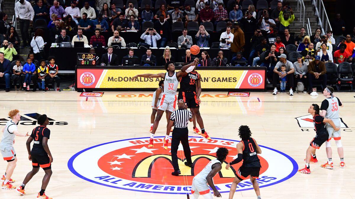 Three Duke basketball signees named to McDonald's All-American Game