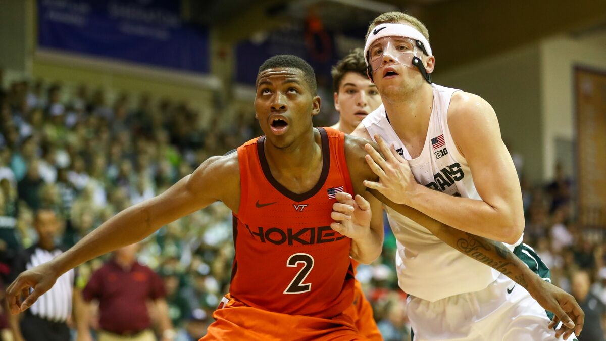 Virginia Tech has struggled since major upset of Michigan State in Maui
