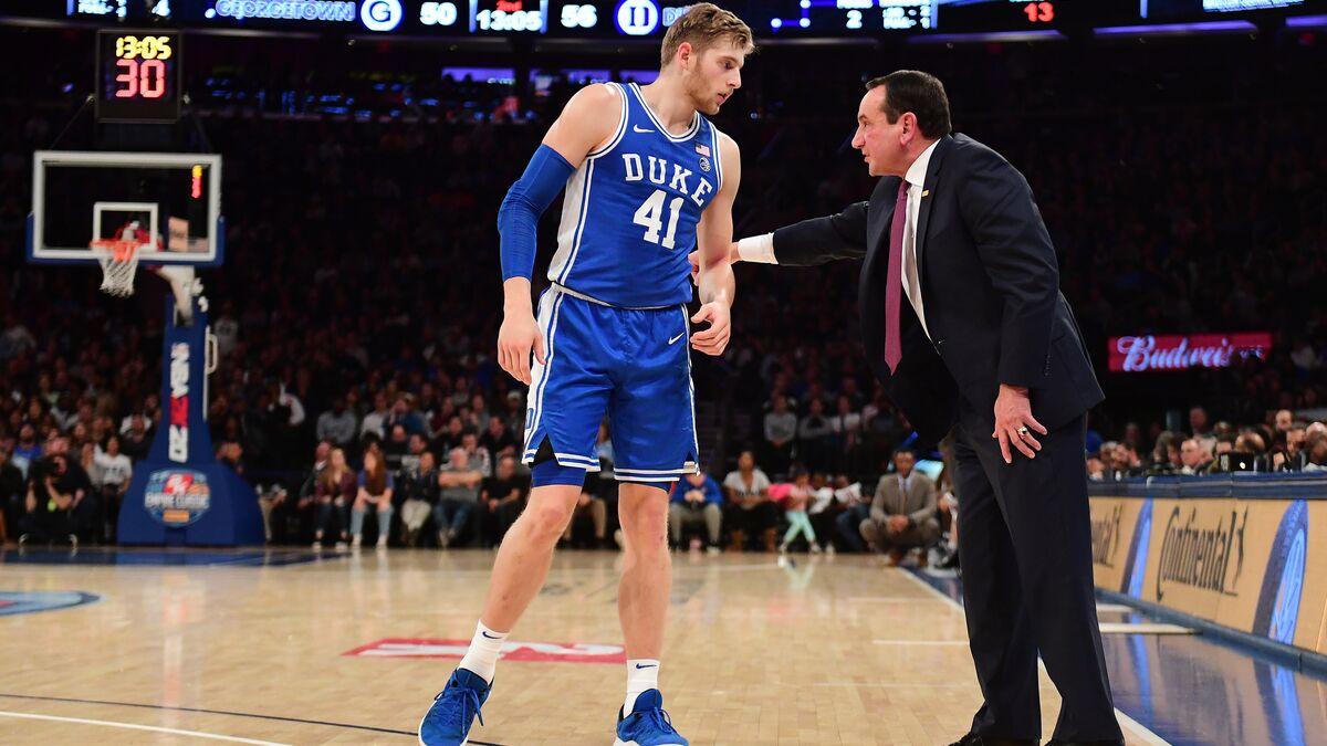 Stock up, stock down from Duke's comeback win against Virginia Tech