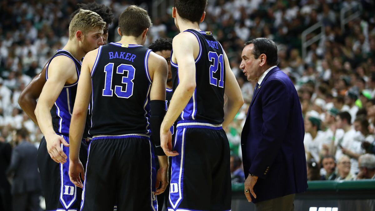 Stock up, stock down after Duke's dominant win over Michigan State