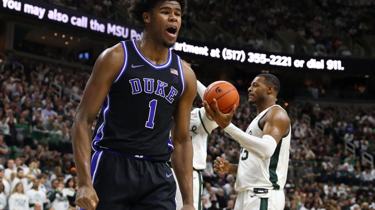 Duke trying to exorcise demons against Virginia Tech in Cassell Coliseum