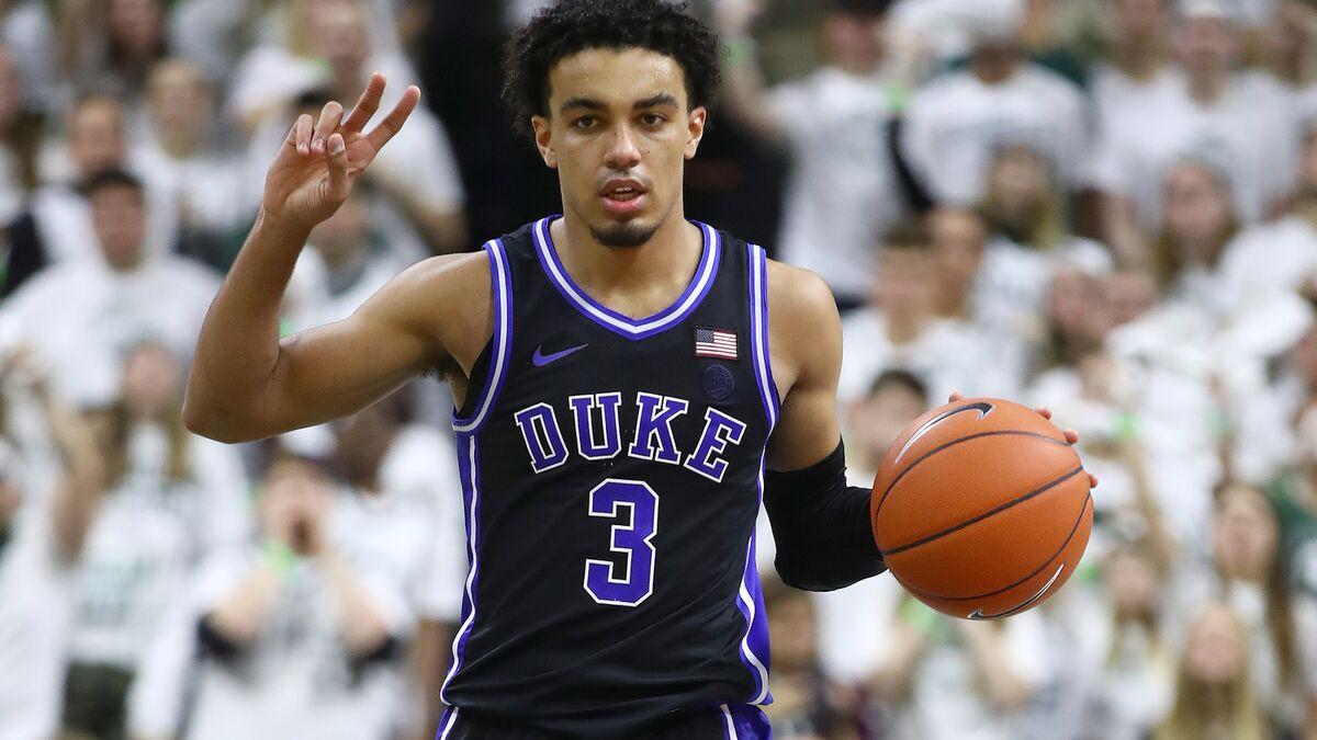 Duke basketball what-if: Tre Jones left after last season