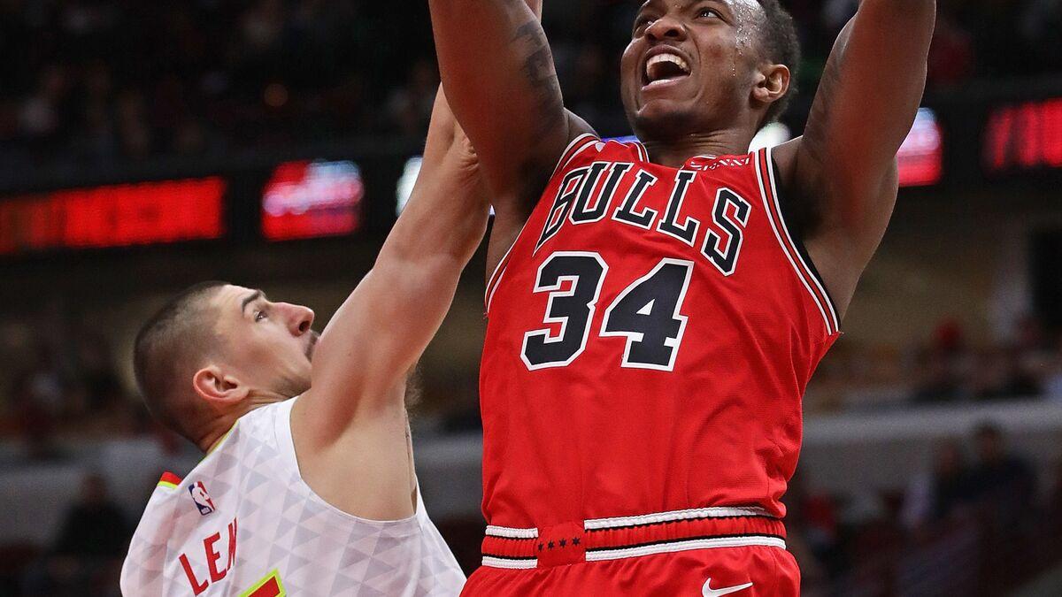 Wendell Carter's double-double leads Chicago Bulls over Atlanta Hawks