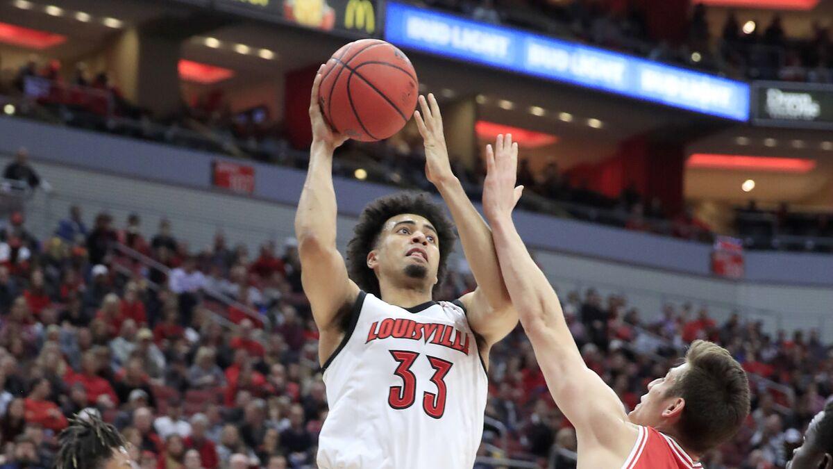 Louisville enters Durham with ACC Player of Year candidate Jordan Nwora