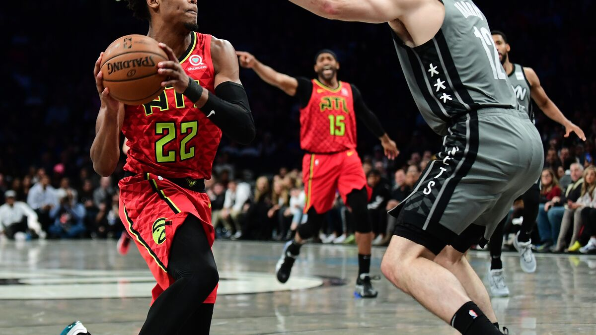 Cam Reddish makes NBA history in Atlanta's loss to Brooklyn on Sunday