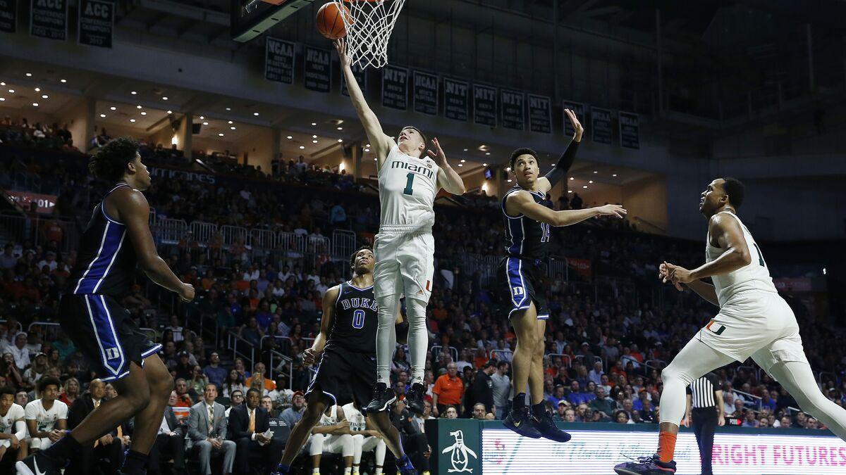 Duke basketball sent Miami reeling after South Beach beatdown