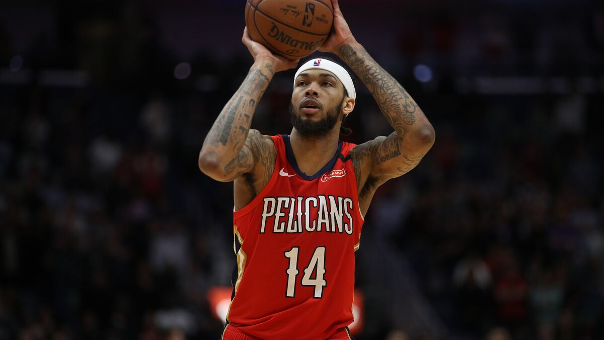 The NBA should be investigated if Brandon Ingram is not an All-Star