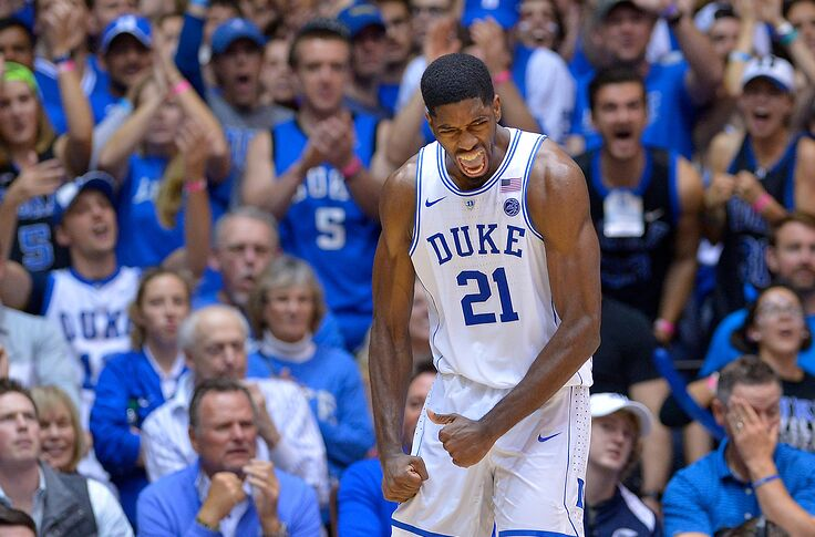 watch 1ed0d 90f70 Duke Basketball: Amile Jefferson to Compete for Team USA