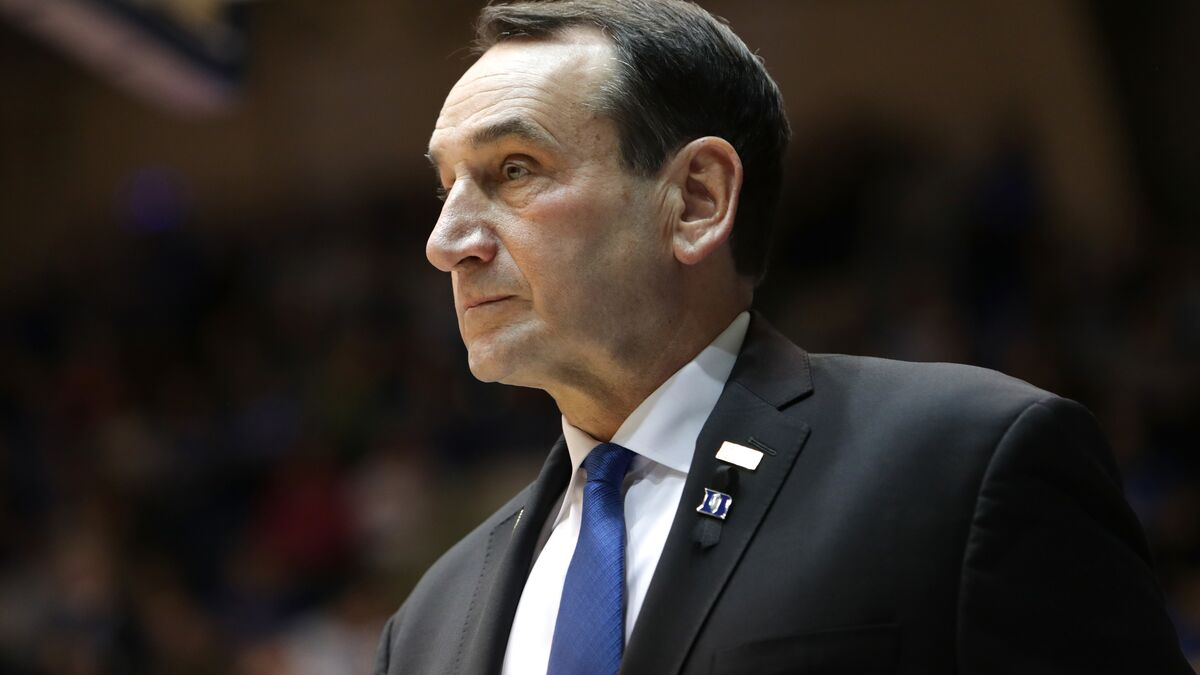 Duke basketball: Coach K could seek 2021's entire top five