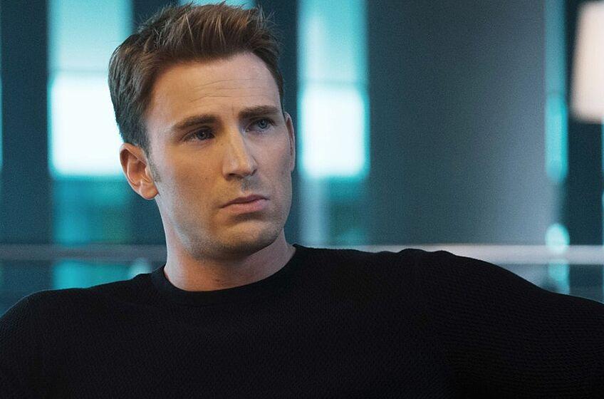 Captain America Chris Evans Actually Might Not Play Captain America