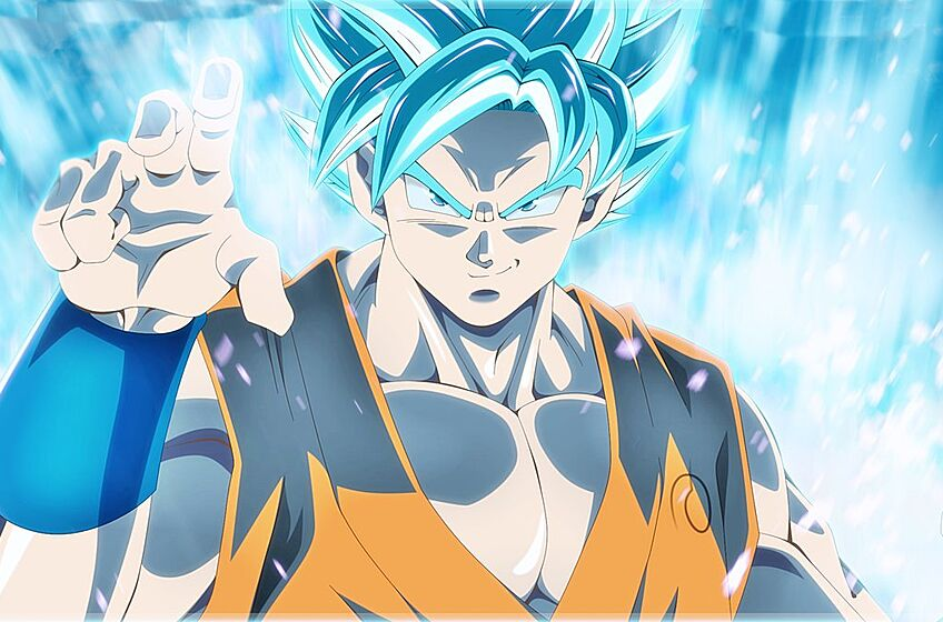 Dragon Ball Super Why Does Goku Prefer The Super Saiyan Blue Form