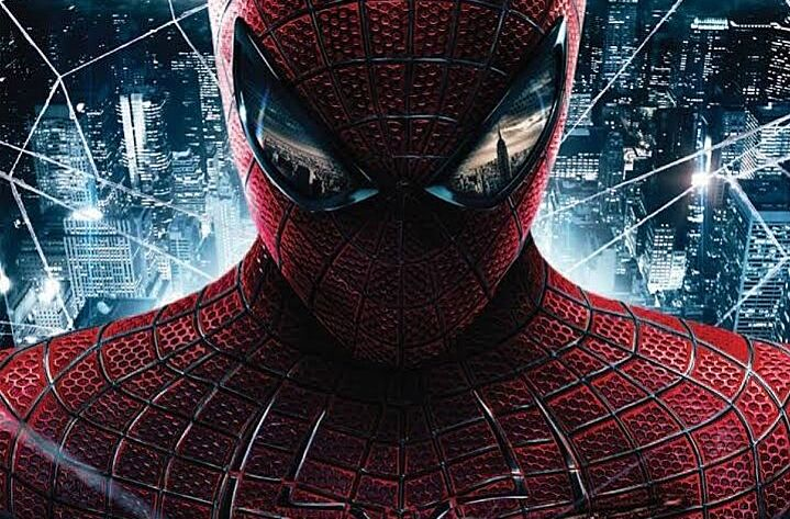 Credit Sony Columbia Pictures Poster For The Amazing Spider Man 2012
