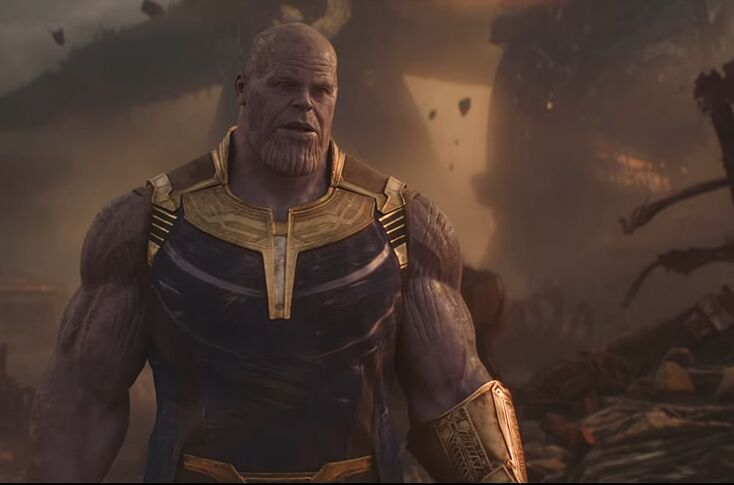 Avengers: Thanos jumps in Fortnite in exclusive crossover
