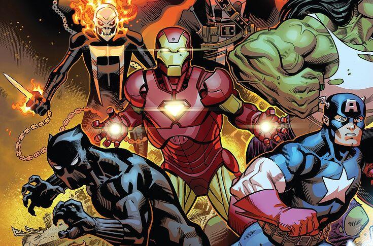 Marvel Comics: Avengers #1 review
