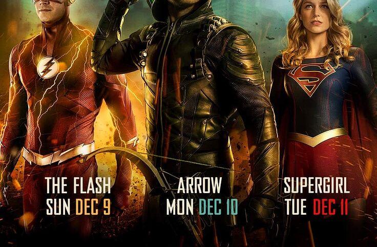 Stephen Amell reveals black Superman suit for Elseworlds