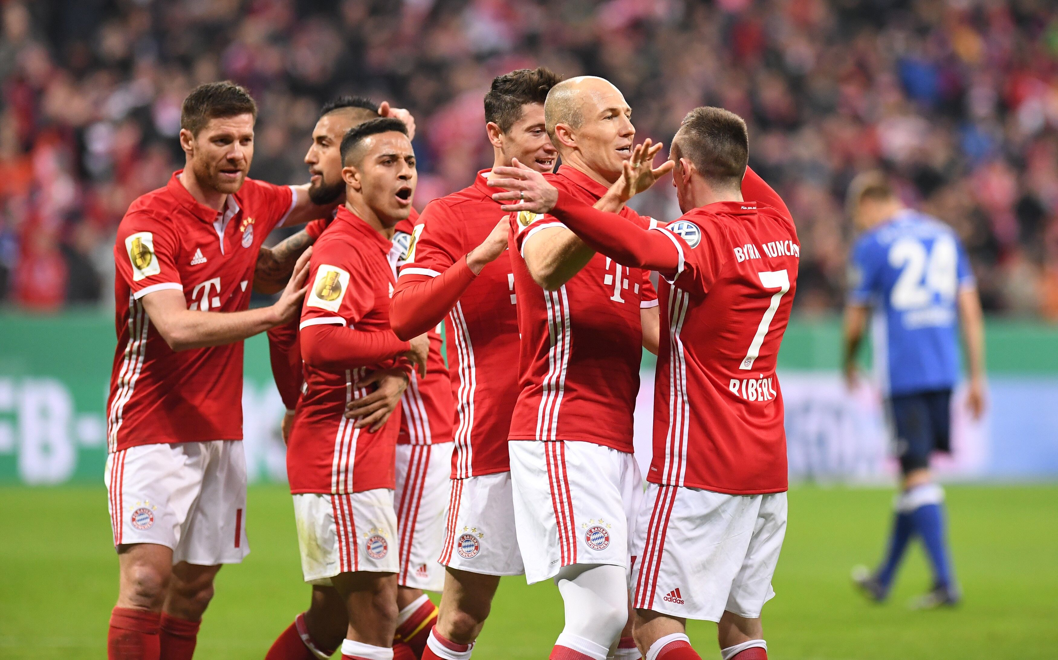 Bayern Munich Squad Rankings -...