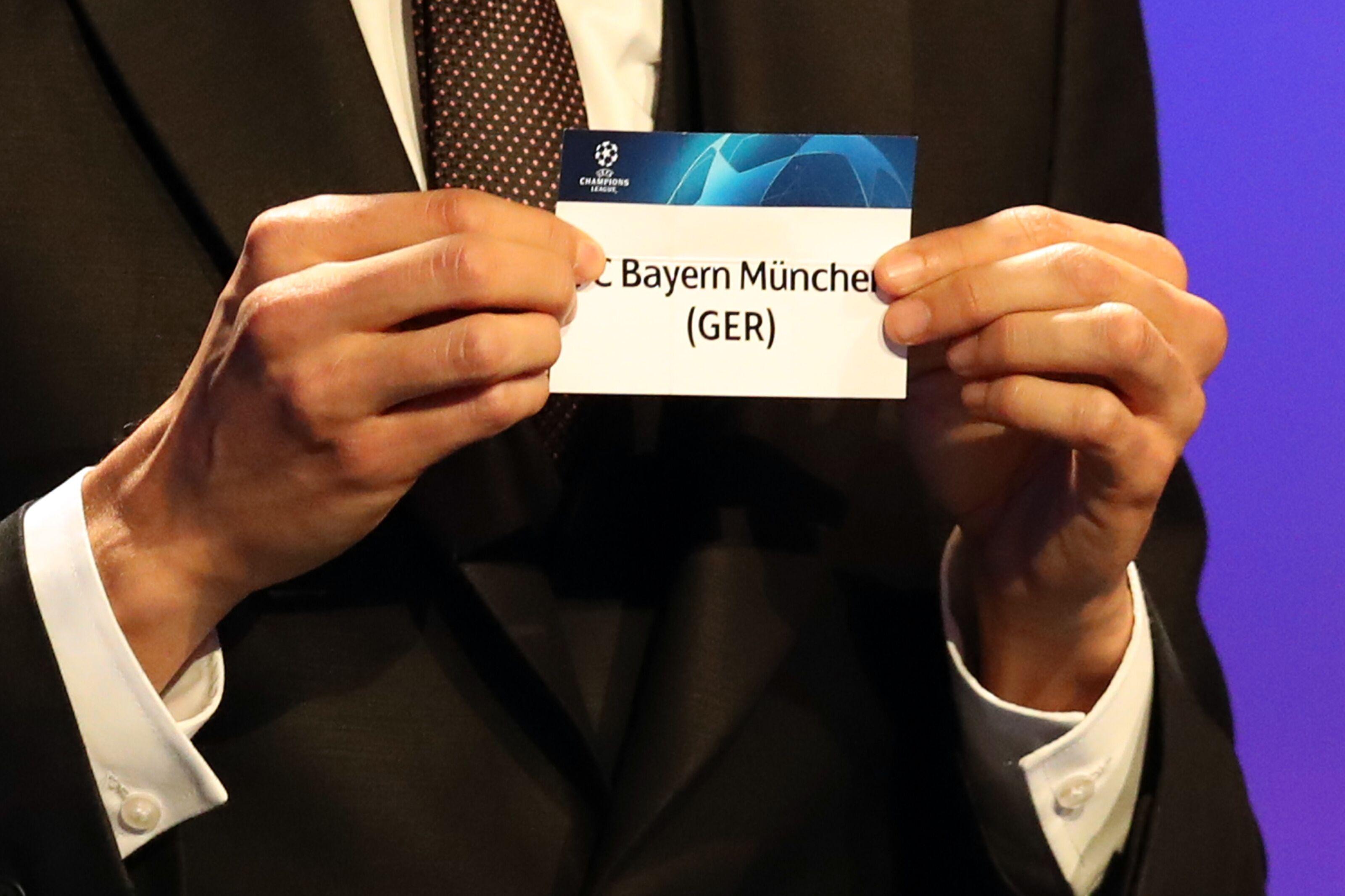 Assessing Bayern Munich S 2018 19 Champions League Group Stage Draw