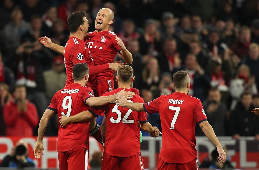 b9253fb53 Bayern Munich travel to Athens for third UCL group stage match