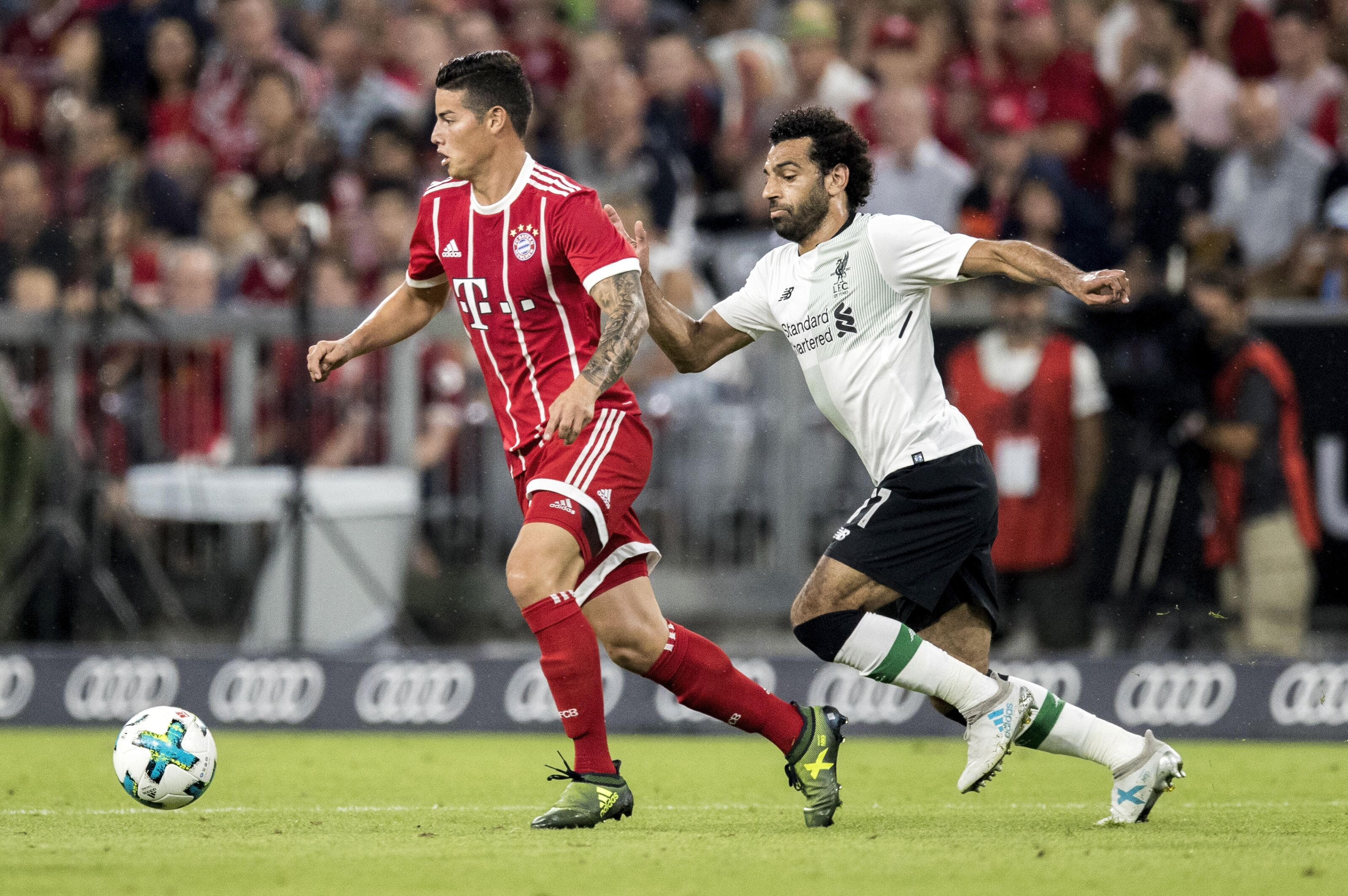 Bayern – Liverpool Facebook: Liverpool Could Be The New Real Madrid For Bayern Munich