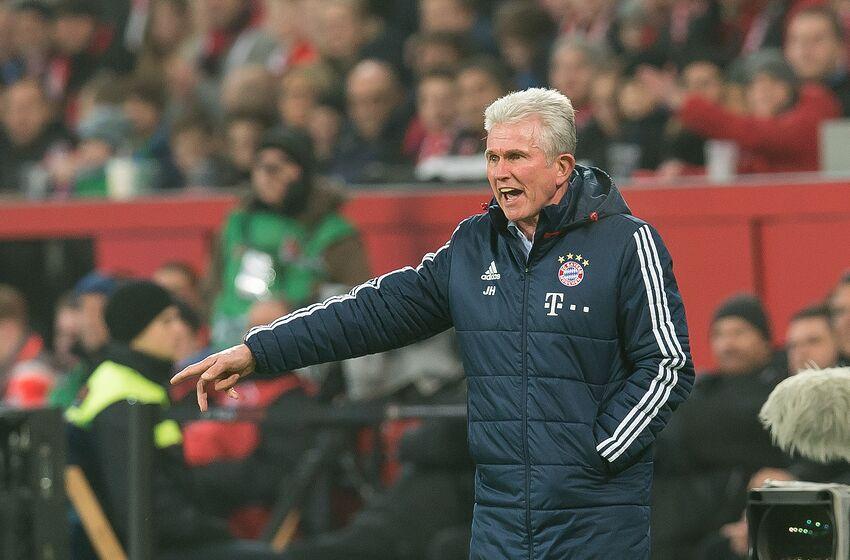 9e18262e0 A brief look at Jupp Heynckes  refined tactics with FC Bayern Munich