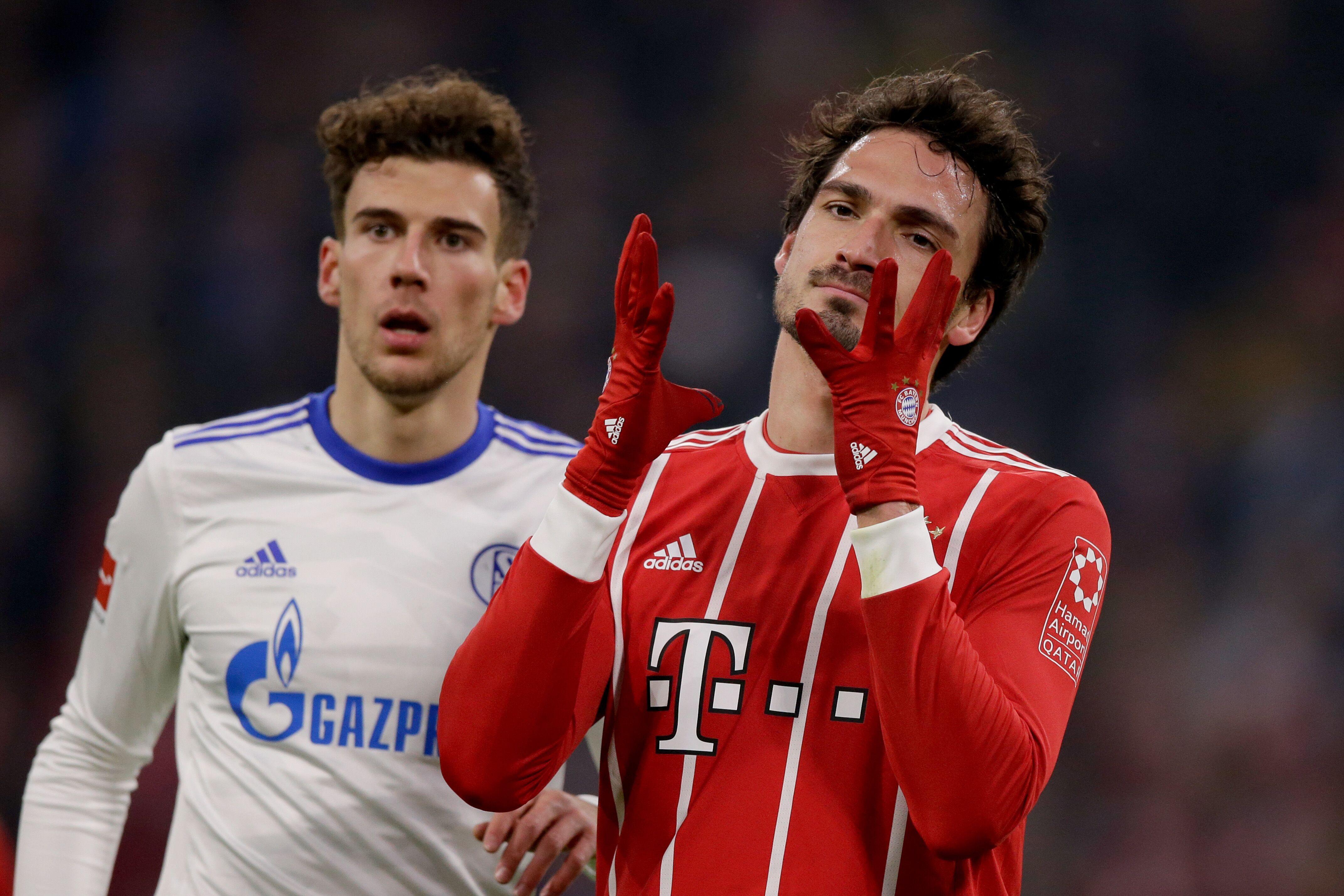 Bayern Munich See Out Sloppy 2 1 Victory Over Schalke Player Grades