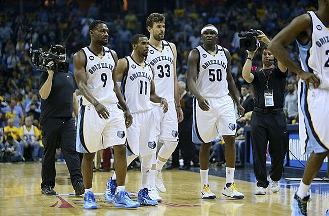 The Likely Final Memphis Grizzlies Depth Chart