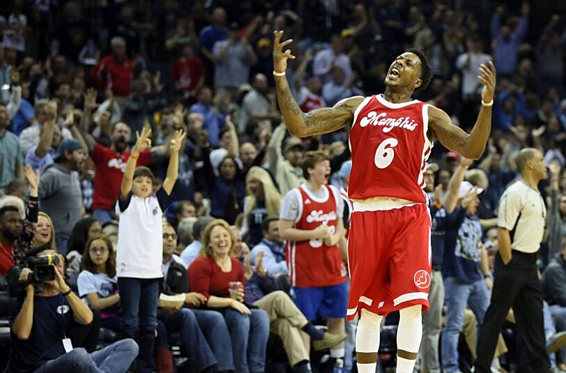 4291940193d3 Memphis Grizzlies  Mario Chalmers On Fire  A Week in Review
