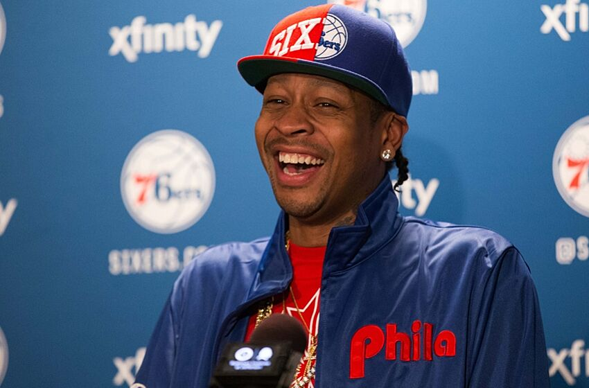 446f3de67db7 Allen Iverson  looking back at the Hall of Famer s stint with the ...