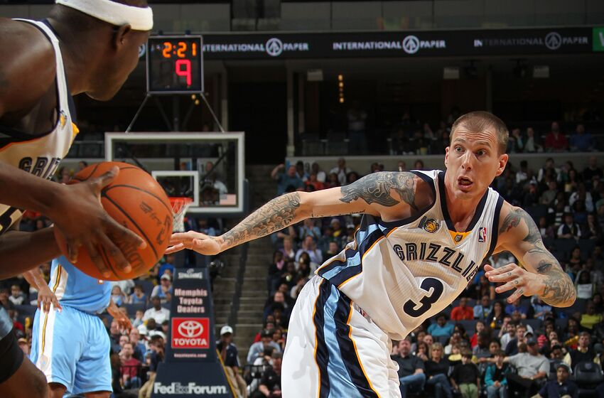 02993f5ae2fe Greatest Memphis Grizzlies of All-Time  Jason Williams