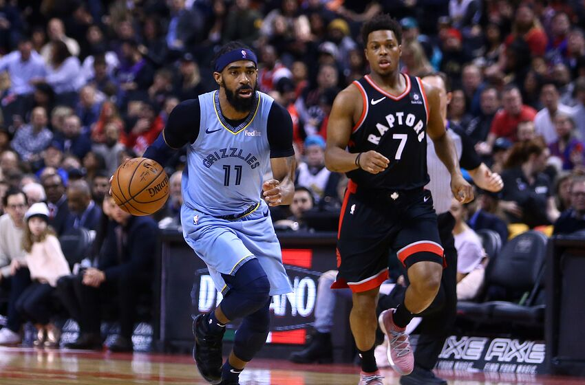 74ad2243a3b NBA Trade Rumors  Raptors Offer The Memphis Grizzlies Kyle Lowry ...