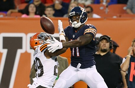 Chicago Bears Roster Review  Josh Bellamy d60ea7eff