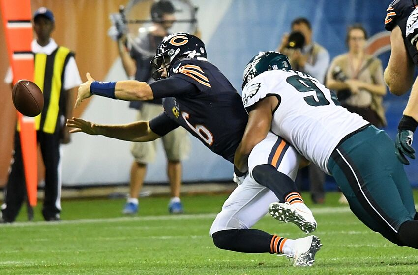 Chicago Bears  Loss to Philadelphia Eagles is not just on Jay Cutler 873ef9cb7