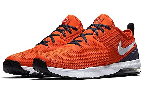 02055da4014f Check out these Chicago Bears Nike Air Max Typha 2 shoes