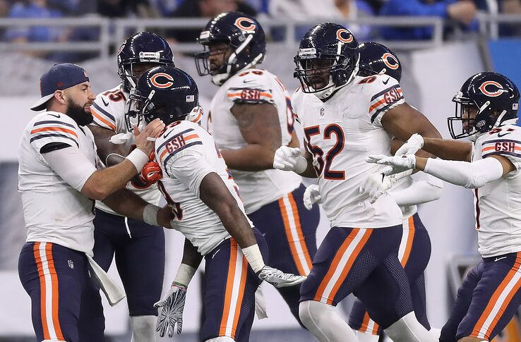 detailed look 26254 7ae6e Chicago Bears: Which celebration was the best?