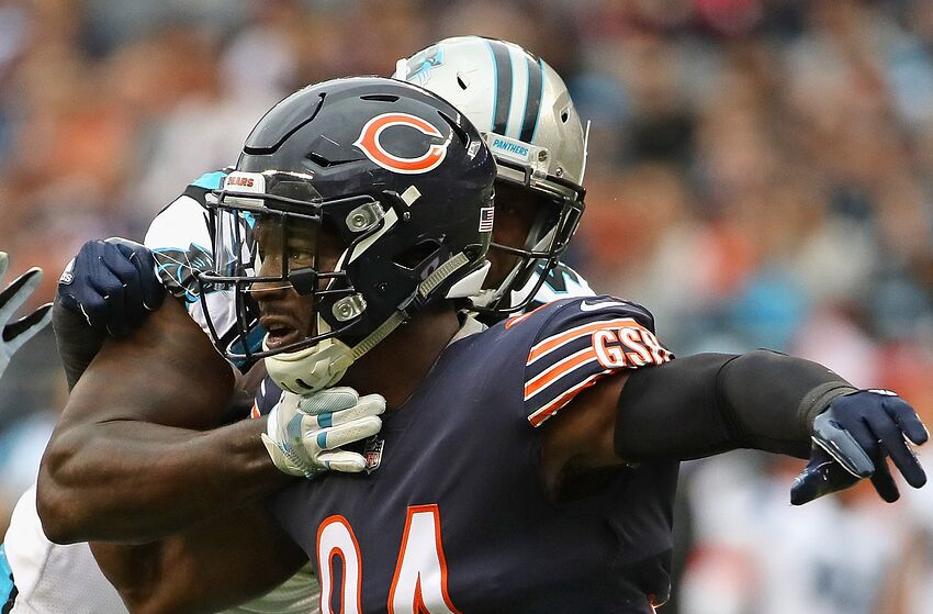 Chicago Bears  Leonard Floyd health trending in the right direction 8f7834317