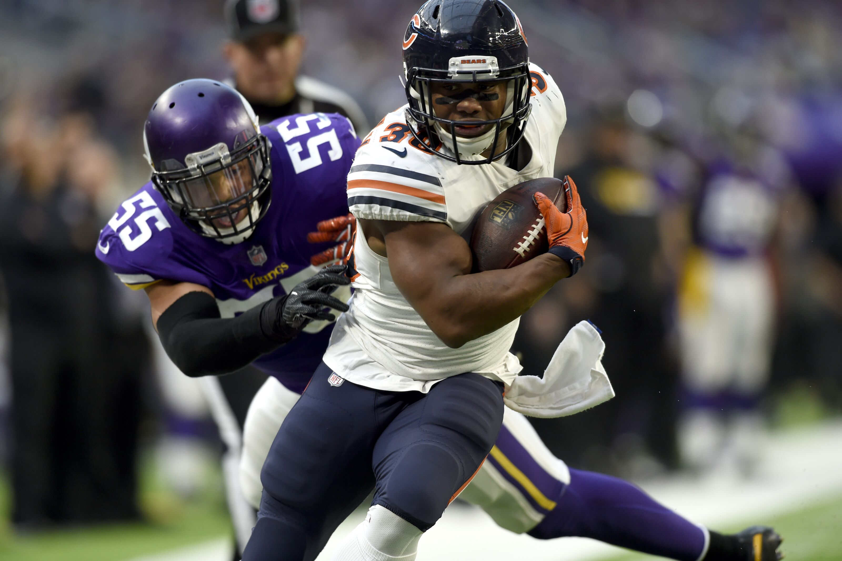 53-Man Roster Projection: Running Backs