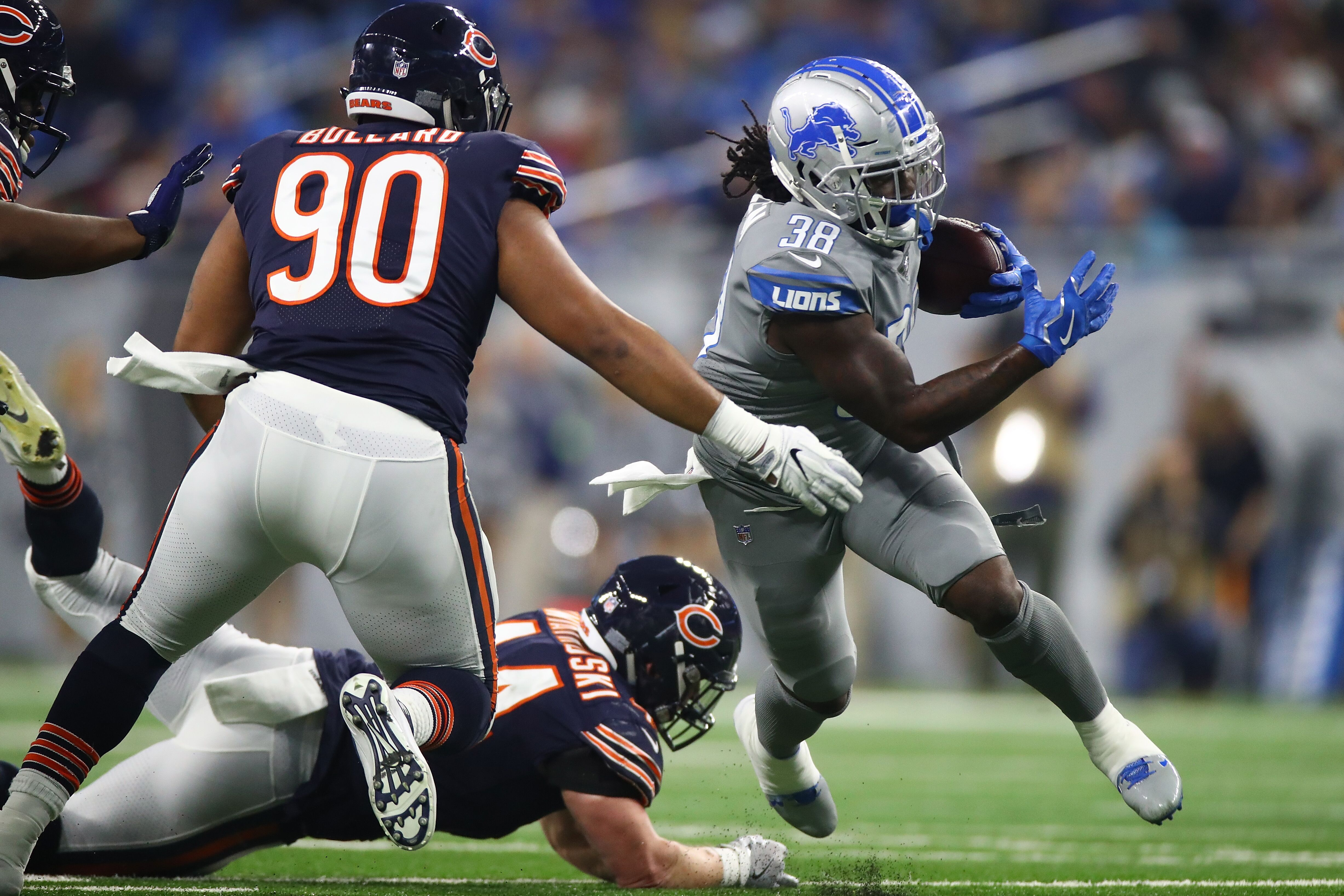 53-Man Roster Projection: Defensive Line