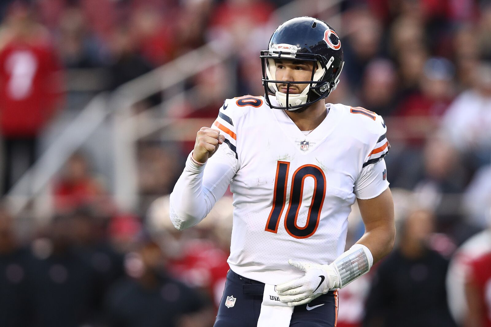 Chicago Bears: Over/Under 24 TDs for Mitch Trubisky