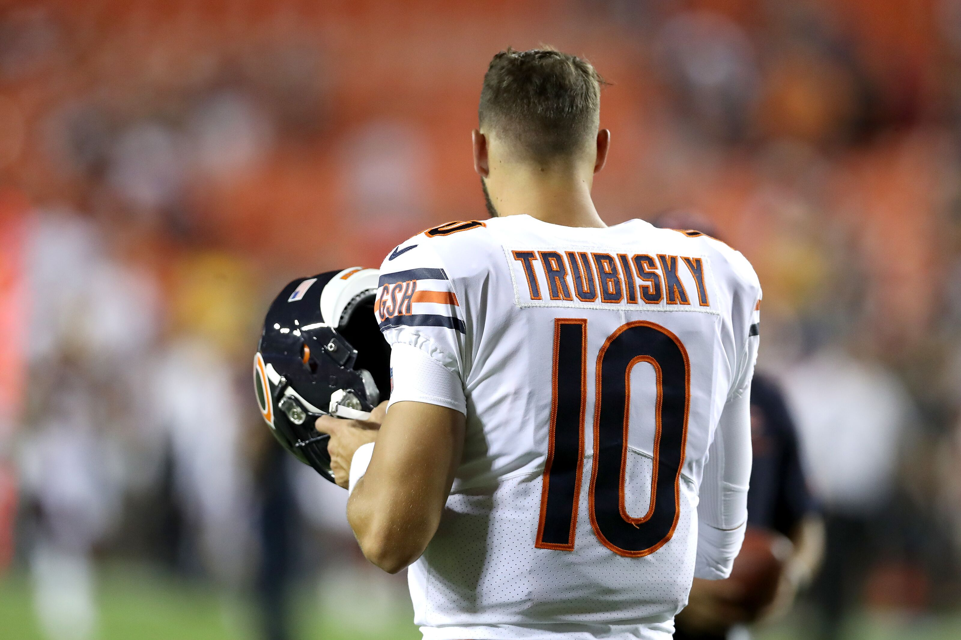 Mitchell Trubisky and Others Return to Practice