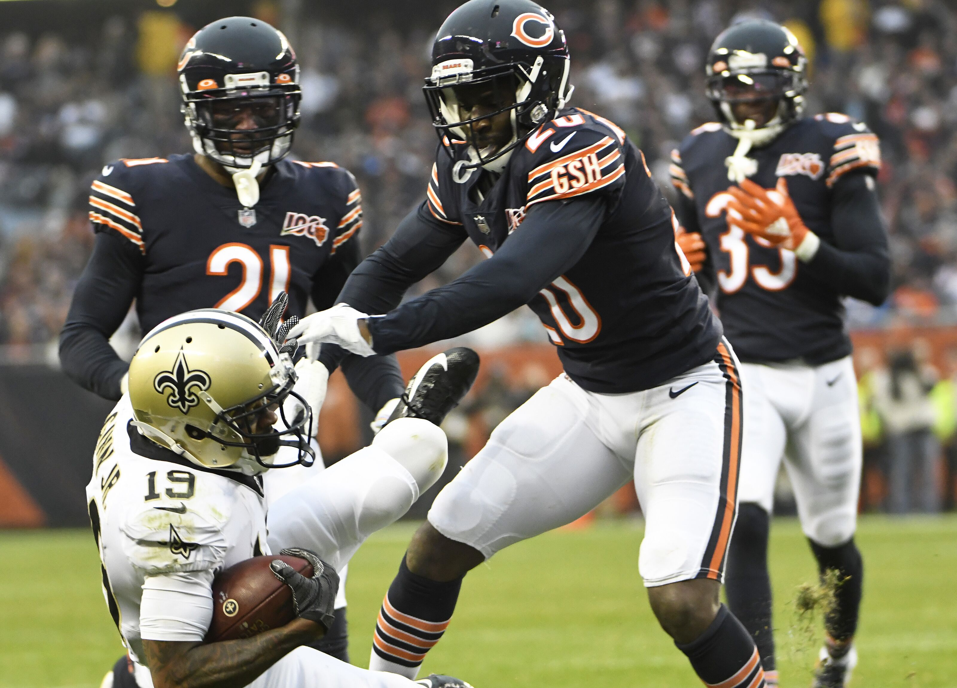 Chicago Bears: Discounted free agent corners who can replace Prince Amukamara