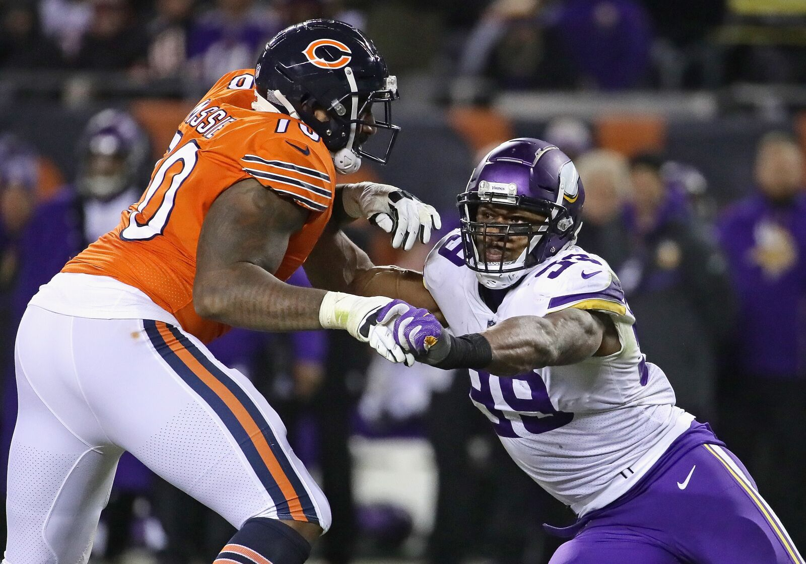 Chicago Bears Depth Chart: Offensive Tackle